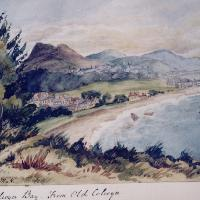 Colwyn Bay from Old Colwyn, Emily Nares