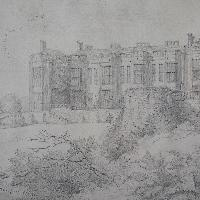 View of Bramshill House, Hampshire, L Wale