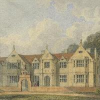 Stibbington Hall near Stamford, Attributed to Daniel Hanlon