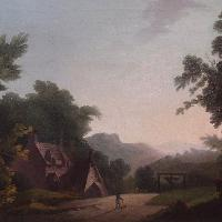 Acrefair near Wynnstay on the River Dee, Thomas Walmsely